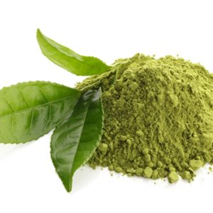 Matcha latte powder